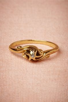 So is this one.... Windfall Ring in Bride Bridal Jewelry Rings at BHLDN
