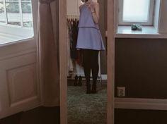 Carven Dress on Something Borrowed (SoBo)