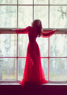 Silhouette red<3