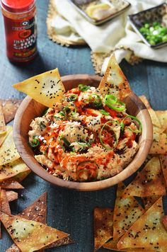 Sweet Chili Crab Dip! Simple to make & delicious for NYE snackin'. [OC] [670 x 1012]