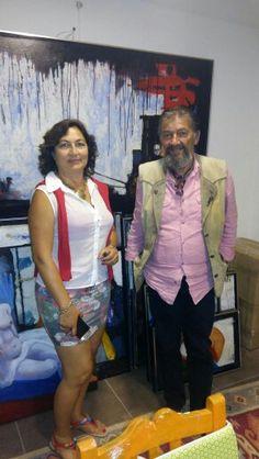 Ressam Ali Koçak bey ile