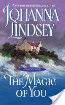 Johanna Lindsey Book... The Magic of You