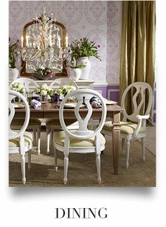 60 best Dining Options by ETHAN ALLEN images on Pinterest | Chairs ...