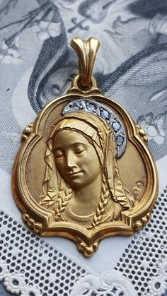 508 Best Catholic jewelry and medals images in 2018