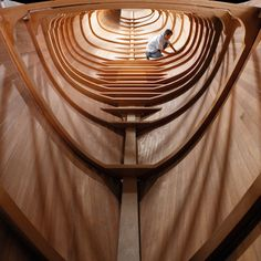 building a boat--interior