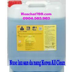 Nước lau sàn đa năng Korea All Clean