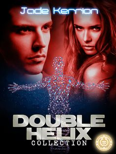 DOUBLE HELIX COLLECTION cover (print edition), designed by Jason Alexander, Expert Subjects