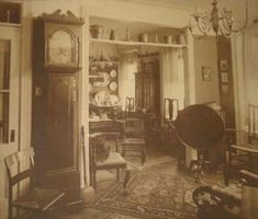 Victorian Rooms, Victorian House Interiors, Folk Victorian, Victorian Life, Victorian Farmhouse, Victorian Photos, Victorian Decor, Vintage Interiors, Victorian Houses