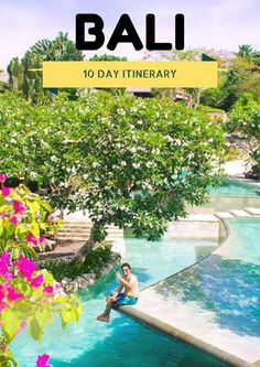Bali 10 Day Itinerary | Places to Visit in Bali | Things To Do In Bali Our trip to Bali had everything possible that we would fit in a time frame of 10 days – luxury, culture, and adventure. It was one of the best trips ever. From sampling amazing food, numerous dips in infinity pools, breakfast in our deluxe private pool suite, Jacuzzi time, witnessing some epic sunsets, blissful flower baths, spa with a view, whizzing aimlessly on our bike, soaking in the culture and endless shopping.
