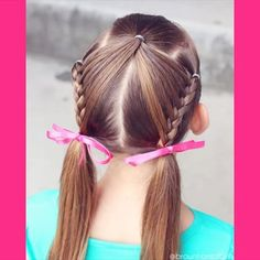 awesome 25 Super Cute Hairstyles for School – A hairstyle, hairdo, or haircut refers to the styling Super Cute Hairstyles, Cute Hairstyles For School, Baby Girl Hairstyles, Princess Hairstyles, Braided Hairstyles, School Hairdos, Hairstyles Haircuts, Formal Hairstyles, Teenage Hairstyles