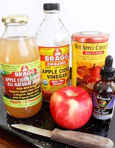 alkalizing apple drink