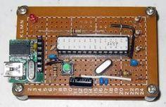 簡易オシロ&自作Arduino