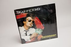 """""""Trafficking,"""" published by Underground Games, Inc. in 1983.   13 Horribly Offensive Board Games Of The Past"""