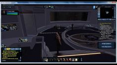 Sovereign Class Starship: Walkaround of the inside of my Starship in Sta...
