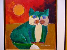 : A série de gatos de Aldemir Martins