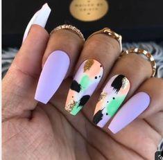 Summer nails pretty nails for summer, summer stiletto nails Best Acrylic Nails, Acrylic Nail Designs, Nail Art Designs, Dope Nails, Swag Nails, Fun Nails, Bling Nails, Gorgeous Nails, Pretty Nails