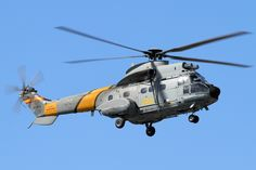 Spainish Air Force Super Puma HD-21-4 | par Paul J Harvey 1 million views cheers