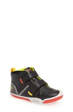 PLAE 'Max' Customizable High Top Sneaker (Toddler