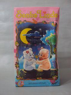 Brinquedo Antigo, Ursinho Sonho Lindo Maritel. - R$ 90,00 no MercadoLivre