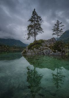 Editing this beautiful photo of Bonsai Reflections at Hintersee, Ramsau bei Berchtesgaden, Germany with my Nature Mood Presets. Come and check it out as it is on sale now!