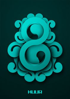 Eight on Behance