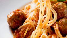 Spaghetti met gehaktballetjes - Libelle Lekker