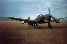 Ju-87 R2 Stuka unknown unit Italy 1940-01
