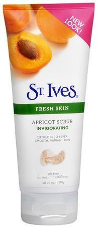 Use this! I love it!! 2012 Total Beauty Award Winner, Reader's Choice: Exfoliant -- St. Ives Invigorating Apricot Scrub  $3.59 at Walgreens