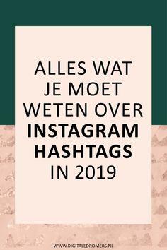 Het gebruiken van hashtags is één van de makkelijkste en effectiefste manieren om te groeien op Instagram. In dit artikel vertel ik je alles wat je moet weten over hashtags en laat ik je zien wat goede hashtags zijn, hoe je goede hashtags kunt vinden, hoeveel hashtags je moet gebruiken en hoe je kunt zien of de hashtags die je gebruikt ook daadwerkelijk effectief zijn