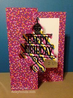 Roxybonds Close To My Heart CTMH consultant : Happy Birthday with Artfully Sent