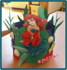 Verjaardagsmuts Ariel