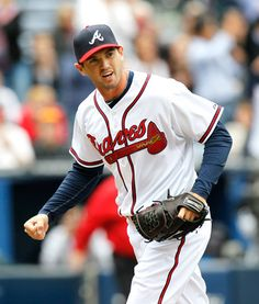 Cory Gearrin (Pitcher Atlanta Braves)
