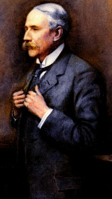 Sir Edward William Elgar, 1st Baronet OM, GCVO (2 June 1857 – 23 February 1934) was an English composer, many of whose works have entered the British and international classical concert repertoire.