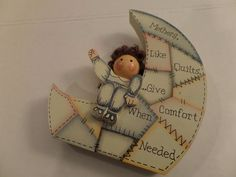 Vintage Mother Wooden Keepsake by TheFlyingHostess on Etsy