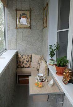 groß Examples for Small Balcony Decoration - Dekoration Terrasse - Balkon Apartment Balcony Decorating, Apartment Balconies, Cool Apartments, Interior Decorating, Decorating Ideas, Decor Ideas, Small Balcony Design, Small Balcony Decor, Small Patio