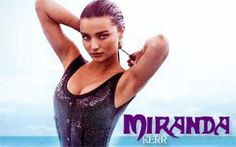 Miranda Kerr Australian model HD Wallpaper