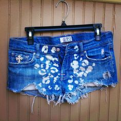 Leopard Shorts ♡