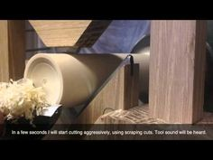 "The ""M"" Spindle Steady Jig — Woodturning - YouTube"