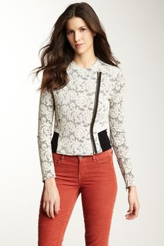 Double Zero Lace Jacket