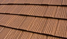 copper colored metal roofing | Metal Roof Network #roofing #roofstyle #tinroof #roofshingles #curbappeal