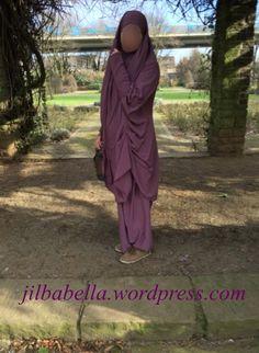 Jilbab Lady Najah. Thank you al Moultazimoun