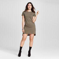 Women's Knit T-Shirt Dress