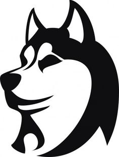 image result for husky clipart router and relief carving rh pinterest com free dog logo clip art Dog Paw Logo