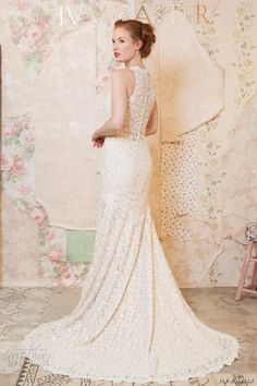 Ivy & Aster Spring 2016 Wedding Dresses — Through the Flowers Bridal Collection | Wedding Inspirasi