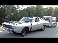 ▶ 7 Second Australian 1972 Valiant Charger - YouTube