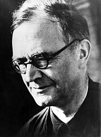 Karl Barth, Pastor and Incredible Theologian  Source: http://satucket.com/lectionary/karl_barth.htm