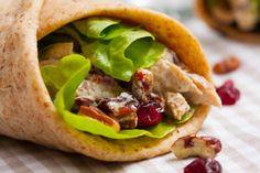 Cranberry Cherry Chicken Wrap | Tasty Kitchen: A Happy Recipe Community!