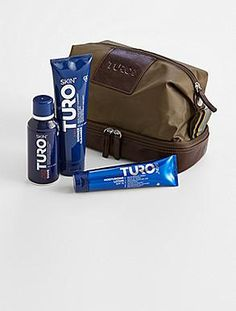 men's turo dopp kit from RedEnvelope.com
