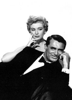 Deborah Kerr & Cary Grant ~ Dream Wife, 1953