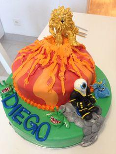 Skylander Kuchen